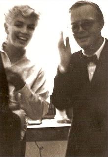 Amigos Monroe y Capote