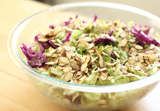 This cabbage salad is tossed in a oil and vinegar dressing that is light and tangy. Did you use Apple cider vinegar? Reply. Alyona's Cooking March 15, - am. I think I used regular distilled but apple cider vinegar should probably work. Reply. Debra Rose May 7, - pm.