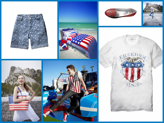 4th of July Fashion Trends at Macy's