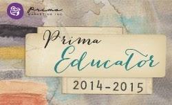 Prima Educator 2014-2015