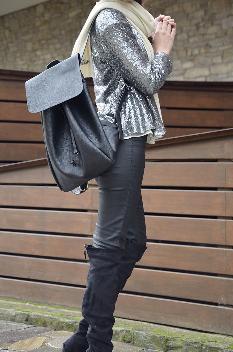 pillette-jacket-chaqueta-lentejuelas-blogger-look-mochila