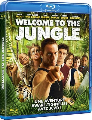 Welcome to the Jungle (2013) 720p BDRip MULTI Espa�ol Latino-Castellano-Ingl�s