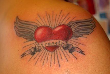 Tattoo Symbolism Heart Tattoo Symbolism
