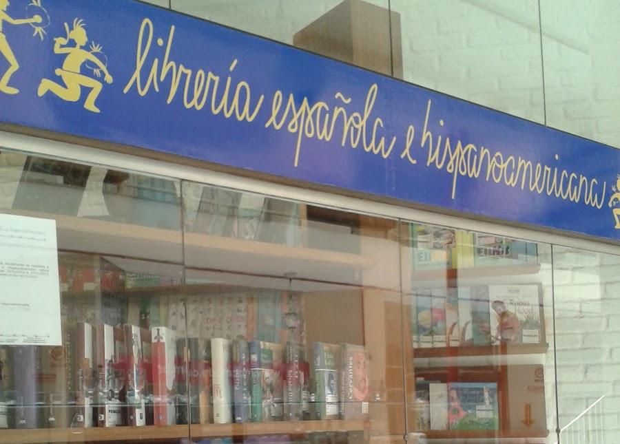 Librería Española e Hispanoamericana