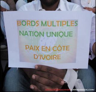 Côte d'Ivoire une Nation unie