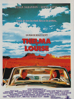 Thelma y Louise-afiche