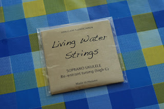 Living Water Ukulele Strings