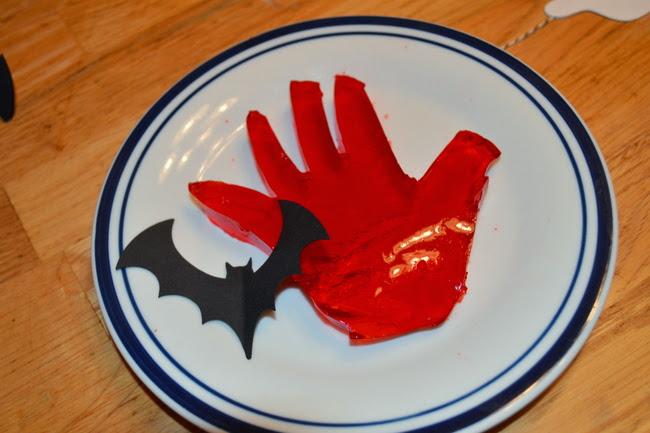 JELL-O Hand