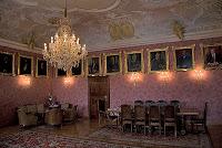 Mayor's office in cty hall St Poelten - Austria