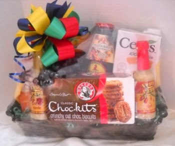 South African Tastes gift basket USA