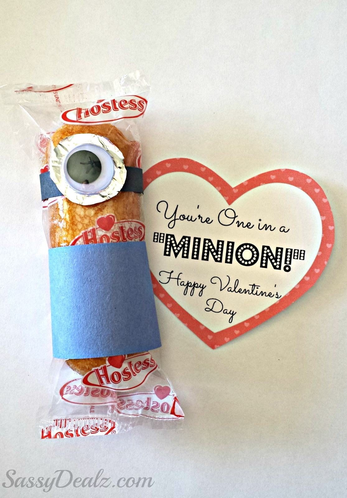 picture regarding You Re One in a Minion Printable known as Despicable Me \