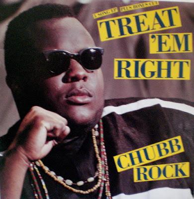 Chubb Rock – Treat 'Em Right EP (CD) (1990) (320 kbps)