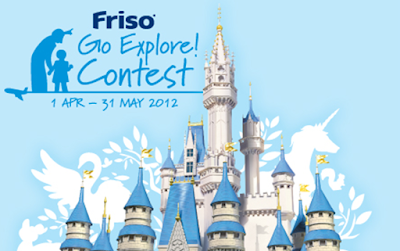 Friso 'Go Explore' Contest