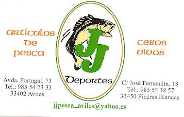 En Avilés y Piedras Blancas (Asturias)...¡¡¡TODO PARA LA PESCA, también ON LINE!!!