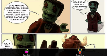 4 Powerful Android Apps for Creating Comic Strips and Cartoons