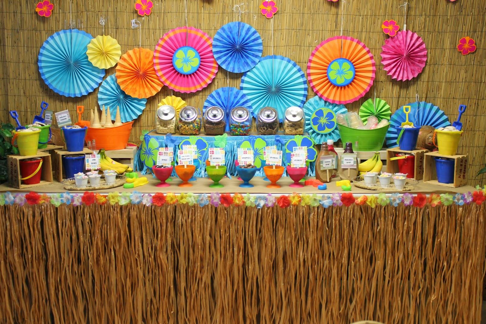 Как организовать день рождения 5