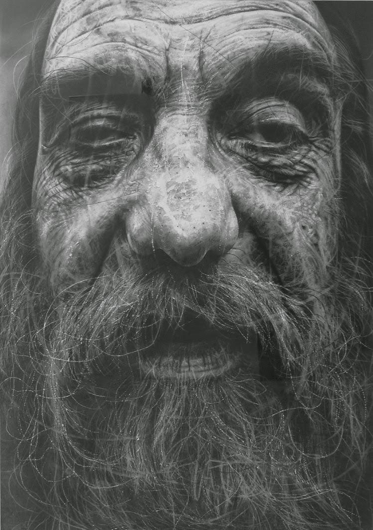 Simply Creative Charcoal Portraits By Douglas Mcdougall
