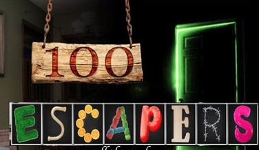 100 Escapers Walkthrough.