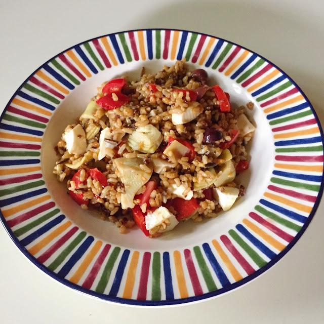 Wild Rice, Salad, Recipe, Shauna Niequist, Savor