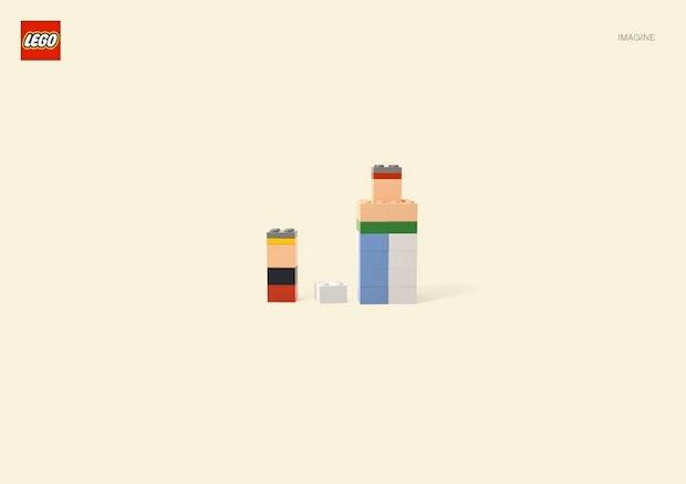 Nueva campaña Lego Jung Von Matt. Asterix Obelix Idefix