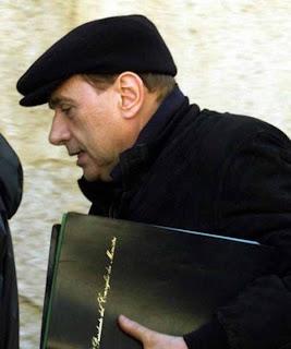 Berlusconi coppola