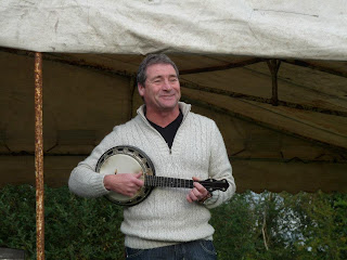 Terry Talbot at the N'Ukes fest