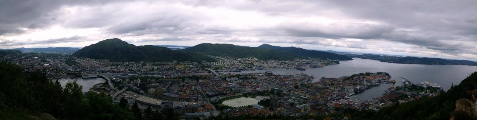 sommerferie i norge Jørpeland