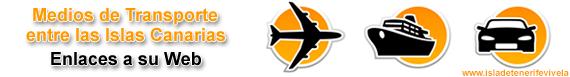 Medios de transporte entre las islas canarias isla de - Transporte entre islas canarias ...