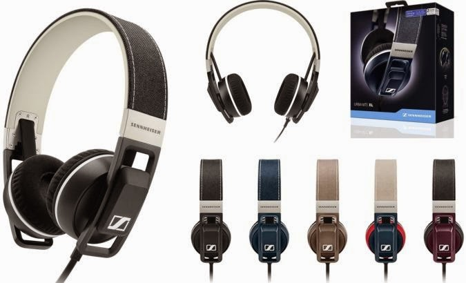 New Sennheiser Urbanite XL 2016