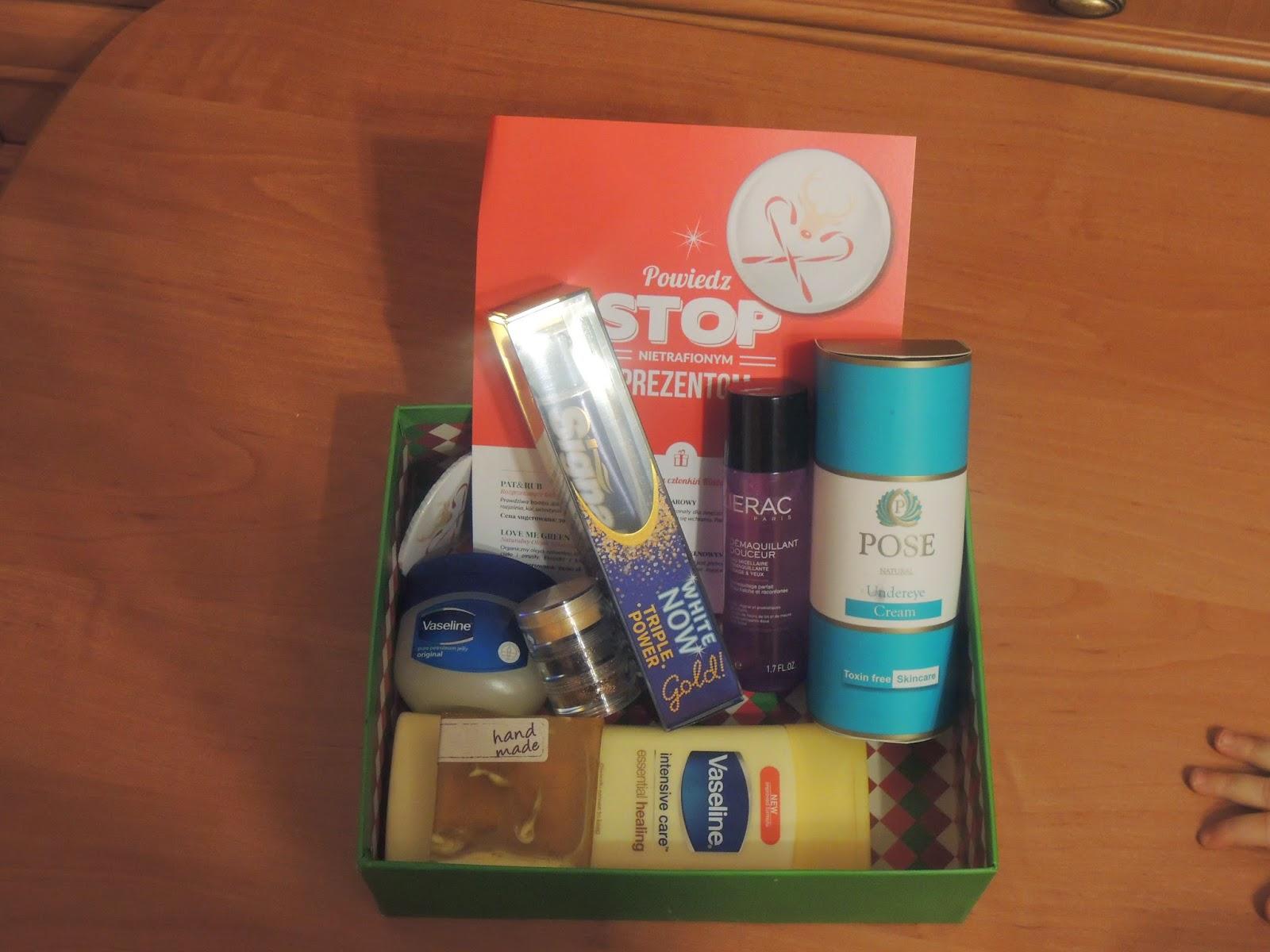 Powiedz stop nietrafionym prezentom, czyli grudniowy Shiny Box!