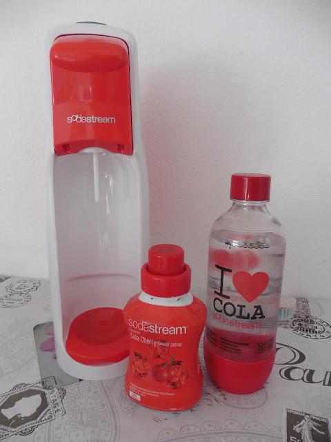 ♥ Test de la machine Sodastream ♥