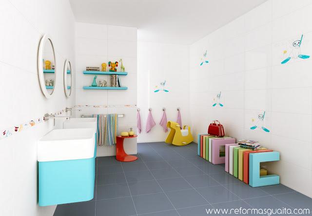 Nuevos decorados de Undefasa para baño y cocina ~ Reformas ...