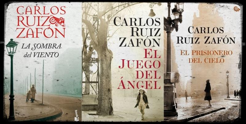 Tutto Alex: Trilogia El Cementerio de libros olvidados
