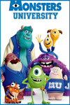 Edible Image Monster University