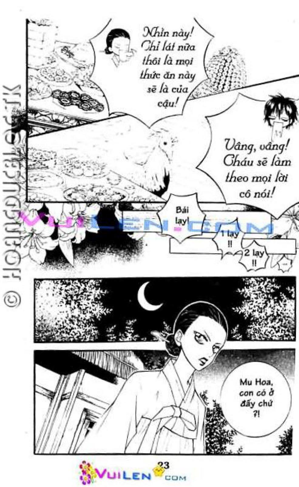 Cô dâu Heo - Pig Bride Chapter 1 - Trang 21