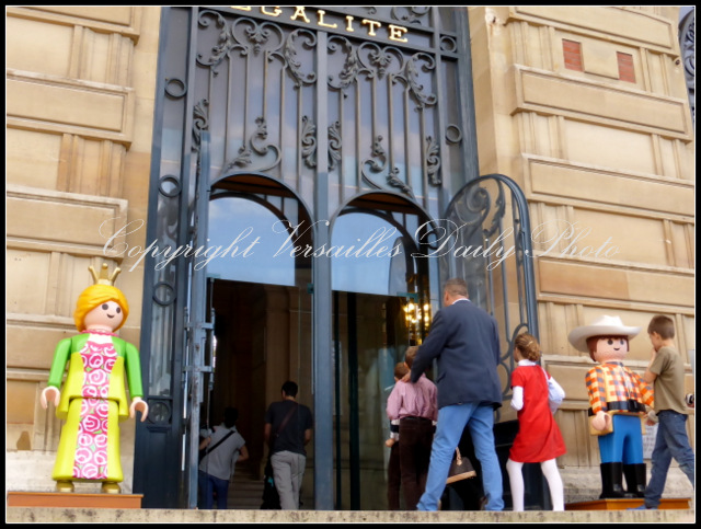 Playmobil Versailles town hall