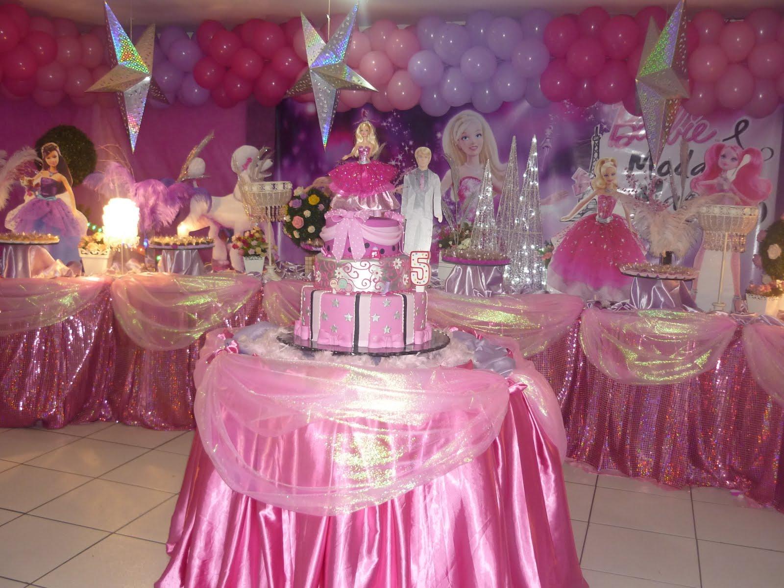 decoracao festa barbie : decoracao festa barbie:Postado por Ray Festas e Decorações Temáticas às 9:14:00 PM