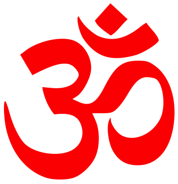 Hinduism Symbol.