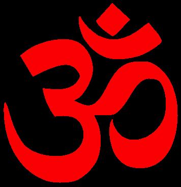Sacred Om Symbol Hindus Aum
