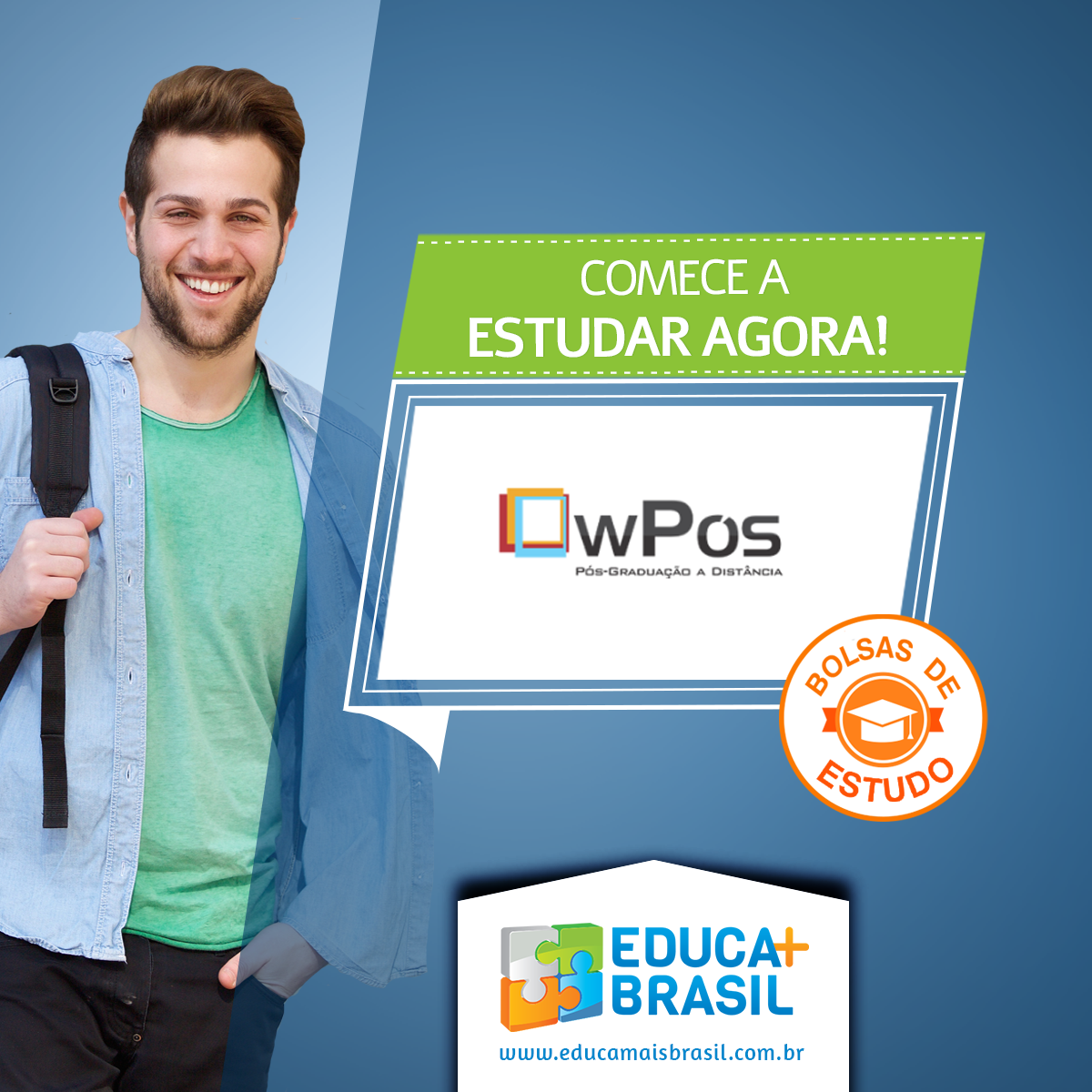 Bolsas de Estudo - WPós