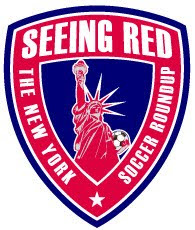 Seeing Red!  The New York Soccer Roundup
