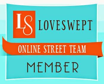 Loveswept Online Street Team Member
