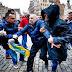 أمازيغ يحتجون في بلجيكا ضد تصريحات رئيس حزب اليمين الفلاماني