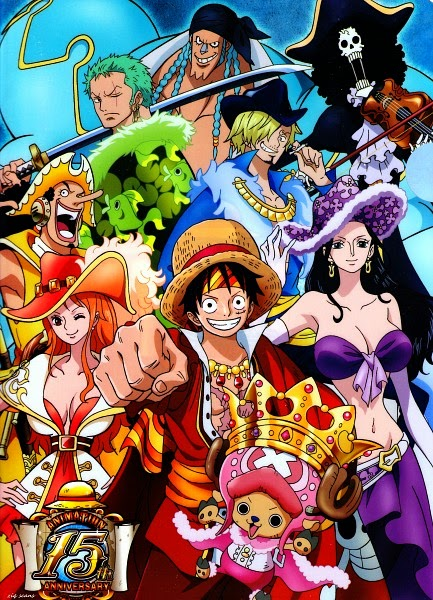 One Piece capitulo 694