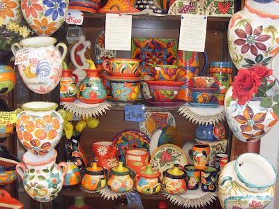Sasso ceramiche ostuni