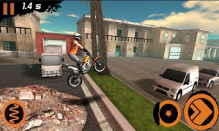 Screenshots of the Trial Xtreme 2 for Android tablet, phone.