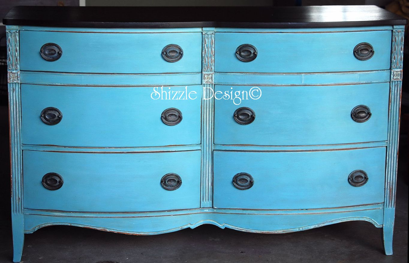 shizzle design vintage buffet layered in rich color one of my