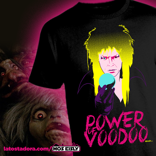 camiseta jareth david bowie dentro del laberinto