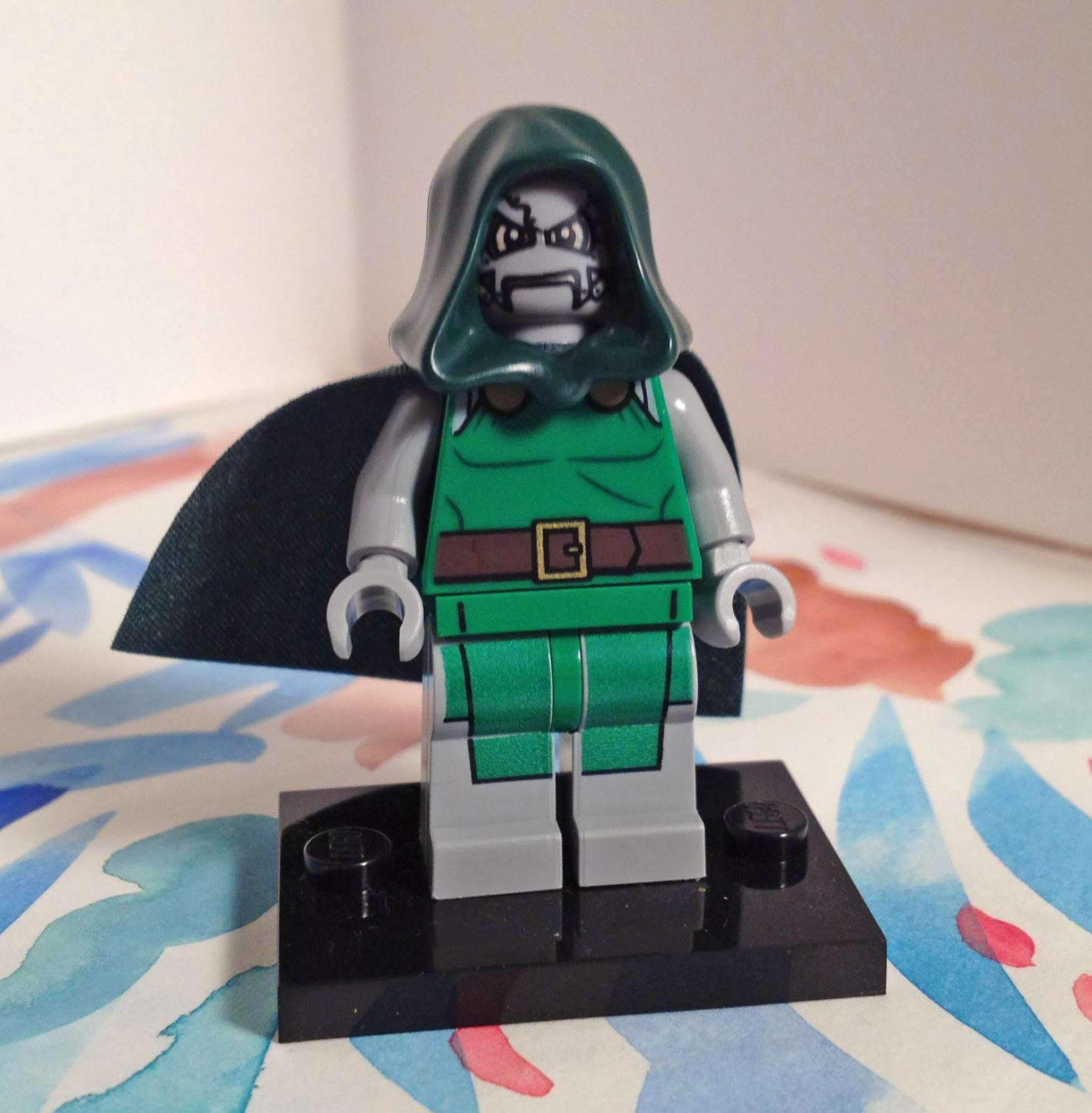 The Minifigure Collector: 76005- Spider-Man: Daily Bugle ...