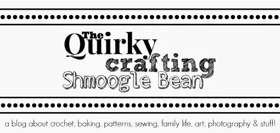 The Quirky Crafting Shmoogle Bean